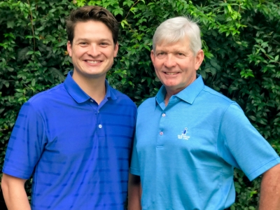 Orthodontist, Dr. Matthew Oubre, & orthodontist, Dr. John Oubre, of Oubre Orthodontics